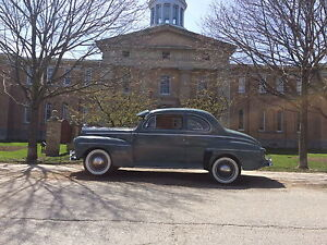 1947 Ford Coupe for Hire
