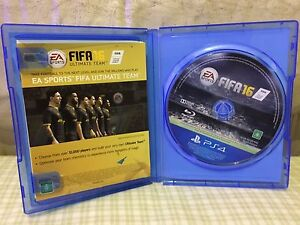 FIFA 16 Ps4 edition Valley View Salisbury Area Preview