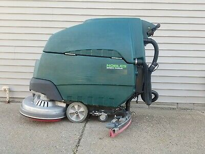 Tennantnobles Ss5 32 In Floor Scrubber New Batteries