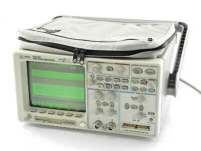 Agilent Hp Keysight 54622d Mixed Signal Oscilloscope With N2757a Gpib Module