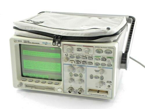 Agilent 54622d Hp Keysight  Mixed Signal Oscilloscope With N2757a Gpib Module