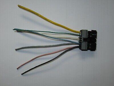 Renault Master heater control wiring loom plug repair 1998 to 2002