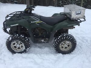 Brute Force 750 / Trade for Snowmobile