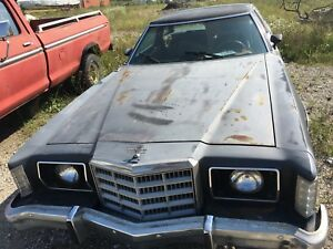 1979 Ford Thunderbird for parts