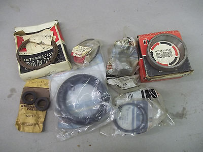 International Harvester Komatsu Dresser Crawler Dozer  Seal Rings Nut Retainer