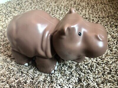 Fisher Price Little People Big Animal Zoo Animals Hippo