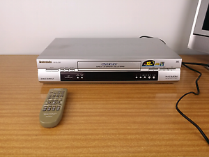 PANASONIC NV-SJ230 VCR VHS PLAYER WITH REMOTE Alexandria Inner Sydney Preview