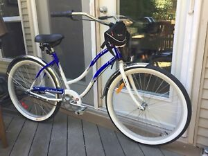 Schwinn three speed ladies bike