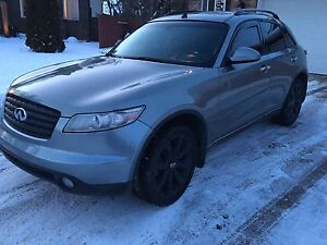 2004 Infiniti FX 35, Fully Loaded Leather *** Active Status ***