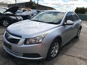 Wrecking Holden Cruze JG 2010 deseil, part and panel for sell West Footscray Maribyrnong Area Preview