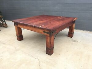 Huge Indian coffee table