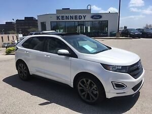 2016 Ford Edge Sport - Certified Pre-Owned
