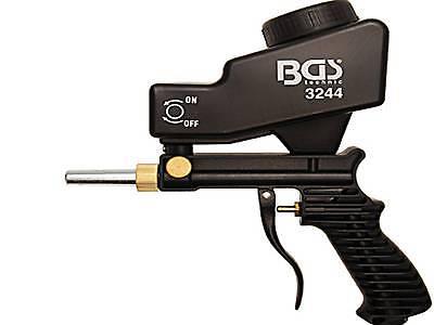 BGS 3244 Druckluft Sandstrahler Sandstrahl-Pistole Pistole sandstrahlen