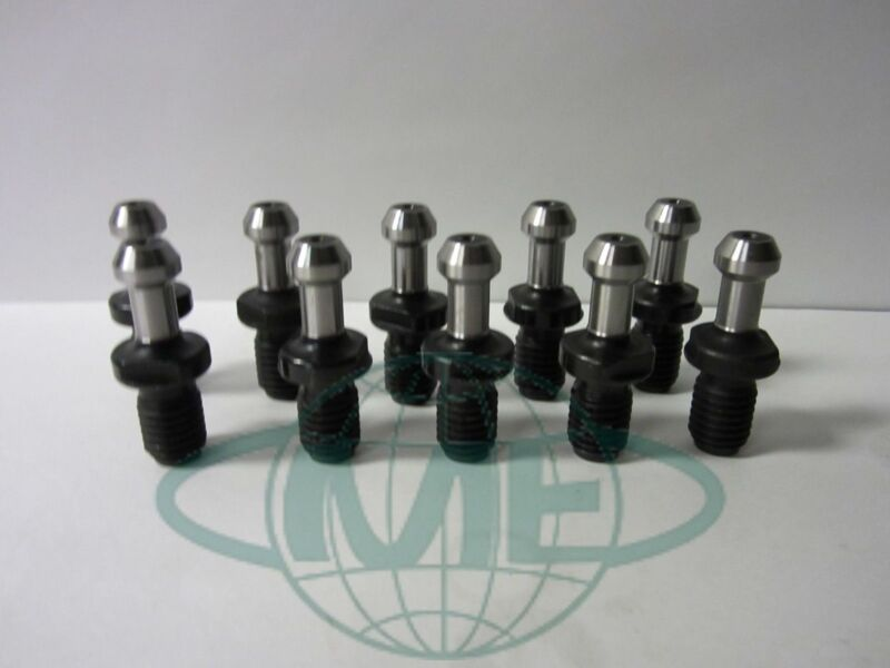 CAT40 RETENTION KNOB PS-532x45 for HASS--new--10 PCS  Tool Holder Set
