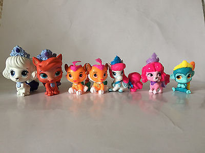 New Other 7 X Disney Princess Palace Pets Mystery Mini Pet From Collections