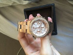 Michael Kors Rose Gold Watch Killarney Heights Warringah Area Preview