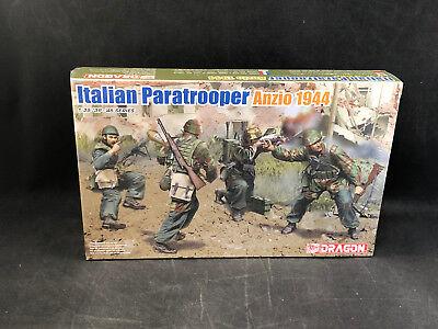 ITALIAN PARATROOPERS ANZIO 1944-1//35 DRAGON 6741