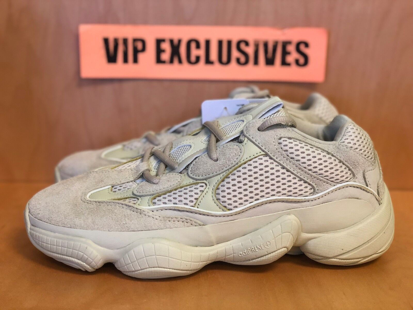 c95e8472db4 ... Adidas Yeezy 500 Super Yellow Moon Supermoon DB2966 100% Authentic фото  ...