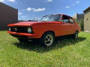 1969 Holden LC Torana 2 door