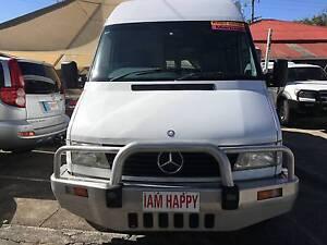 1998 Mercedes SPRINTER CAMPER VAN Mudgeeraba Gold Coast South Preview