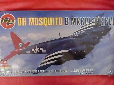 AIRFIX 1/48 DH MOSQUITO B MK XVI / PR XVI A 07112