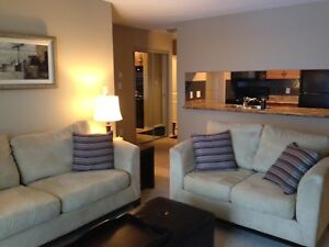 For Rent fully furnished condo in ft Sask/ Fort Saskatchewan