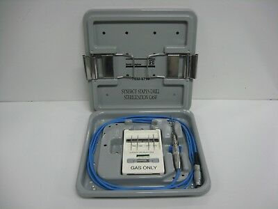 Smith And Nephew Richards Synergy Stapes Drill Set