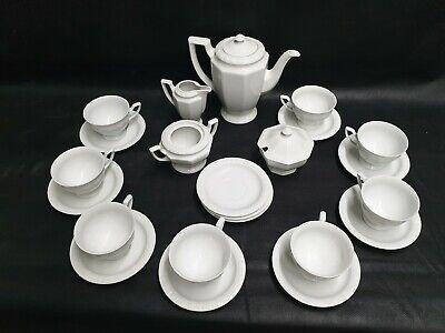 V/&B Royal Kaffee-Set 18 tlg 6 Gedecke Personen Kaffeeservice Villeroy/&Boch