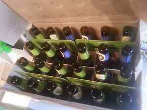 2 x cartons of empty beer bottles for home brew Albany Creek Brisbane North East Preview