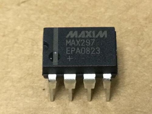 (1 PC)  MAXIM   MAX297EPA   Active Filter Single SW-CAP Low Pass 8th Order 50kHz