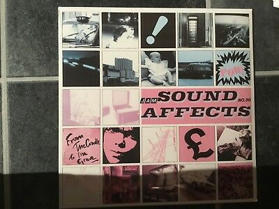 The Jam Sound Affects LP Vinyl New/Sealed