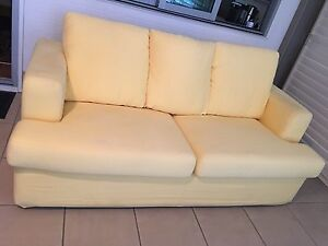 Sofa Bed 2.5 seater, Double Mattress by Moran Bulimba Brisbane South East Preview