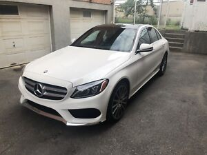 Mercedes C300 4Matic 2017 + AMG Package 19''