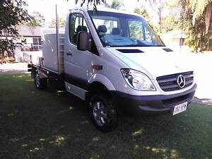 4 x 4 . 4wd , 2012 Mercedes-Benz sprinter cab chassis Jacobs Well Gold Coast North Preview