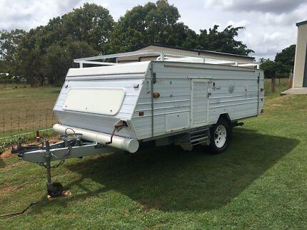 Jayco Swan Outback Caravans Amp Campervans Gumtree