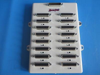Rs 422-hub (Comtrol Rocketport 16 Port RS-232/RS-422 Hub)