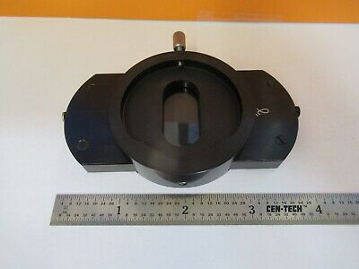 Zeiss Germany Stereo Polarizer Lambda Microscope Optics Pc As Pictured 3k-a-71