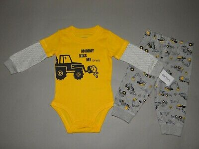 NWT, Baby boy clothes, Newborn, Carter's 2 piece set/ **SEE DETAILS ON SIZE**