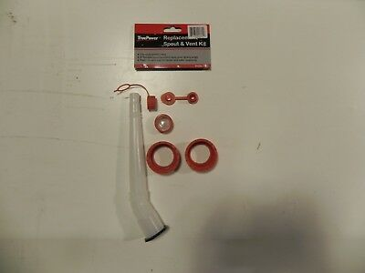 Gas Can Nozzle Spout 1 Kit Tp Fit Most All Gas Water Diesel Kerosene Cans