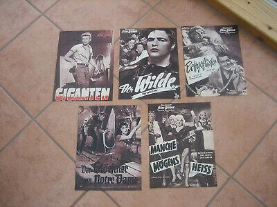hnitte, 80er Jahre, Zeitschrift Bravo, Bild, Berichte,5Teile (Film-ausschnitte)