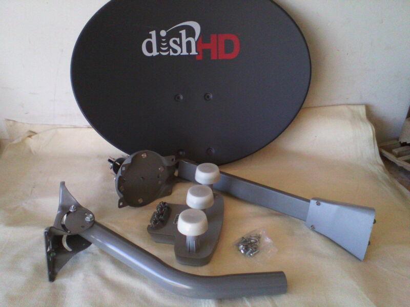 Dish Network 1000.2 HD Western ARC Satellite dish  FTA dish 500 .. + LNB
