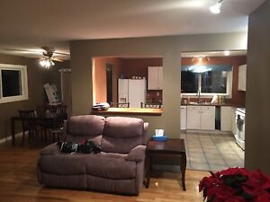 For rent Jan 1 - 4 bedroom, 2 bath house near hospital