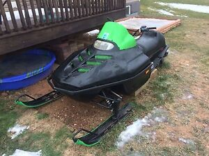 Parting Out 1994 Arctic Cat ZR 700