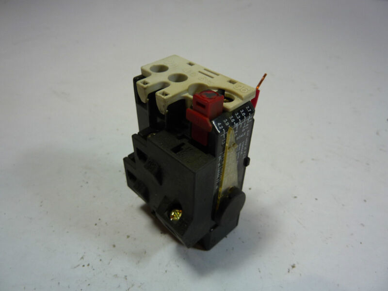 Danfoss 047H0208 TI-16C Overload Relay 2.7-4.2/4.7-7.3A  USED