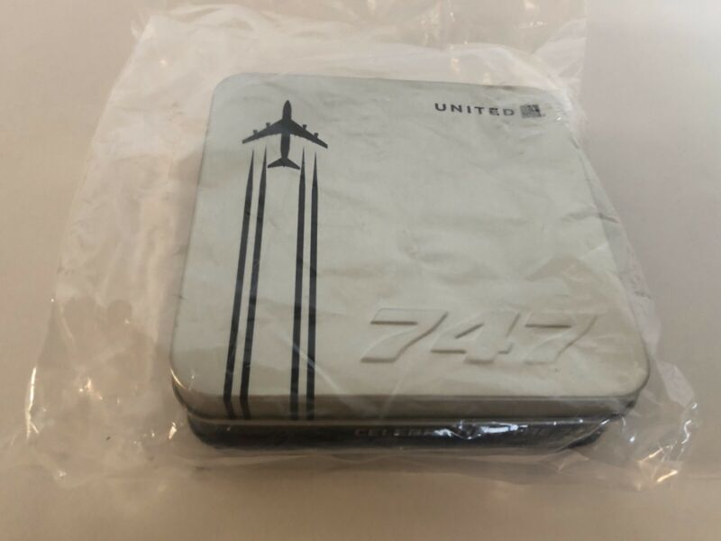 [UNITED AIRLINES] [UA] First Class Domestic Amenity Kit 747 #2#