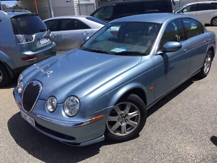 2003 Jaguar S Type Auto Sedan $9999 Beckenham Gosnells Area Preview