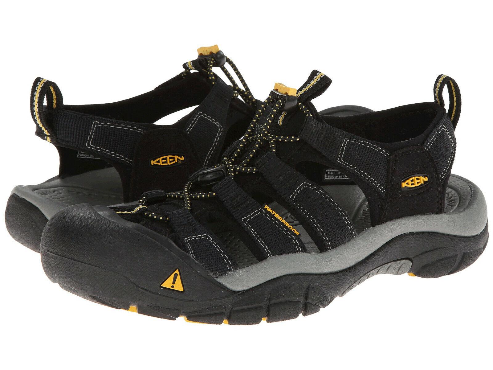 KEEN Men's Newport H2 Sandal Black (Select Size)