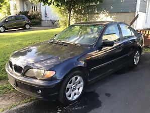 2003 BMW 320 I for sale $3700