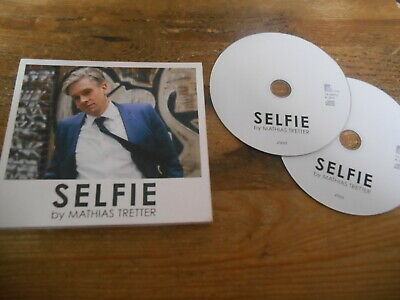 CD Comedy Mathias Tretter - Selfie 2CD (21 Song) CON ANIMA digi