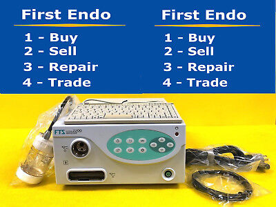 Fujinon Epx-2200 Processor Endoscope Endoscopy 875